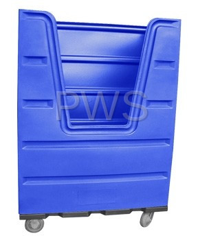 "R&B Wire Products - R&B Wire 848 48 Cu. Ft. Bulk Transport Truck (48""x29""x68"")"