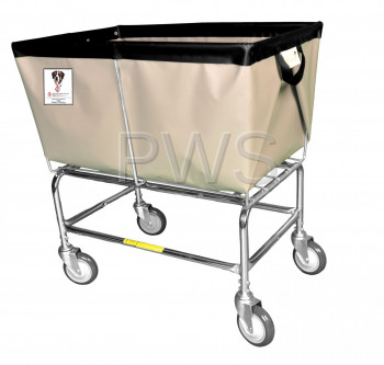 R&B Wire Products - R&B Wire 464 4 Bushel Elevated Truck with Sewn-On Vinyl/Nylon Liners