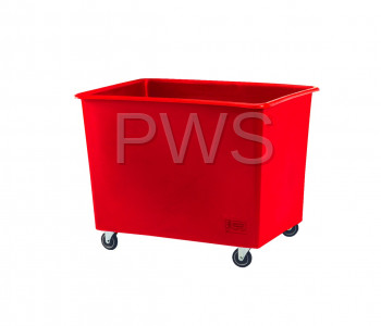 R&B Wire Products - R&B Wire 4614BL 14 Bushel Economy Poly Truck