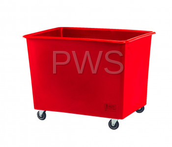 R&B Wire Products - R&B Wire 4618BL 18 Bushel Economy Poly Truck
