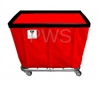 R&B Wire Products - R&B Wire 416SO 16 Bushel Permanent Liner Basket Truck