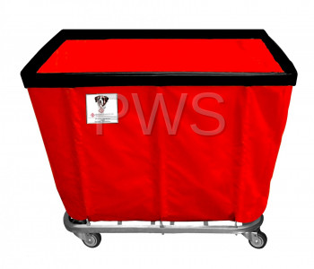 R&B Wire Products - R&B Wire 418SO 18 Bushel Permanent Liner Basket Truck