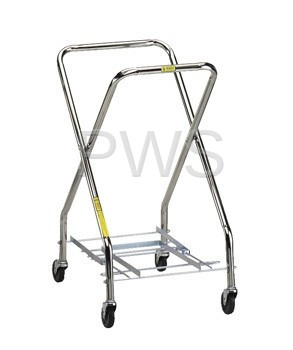 "R&B Wire Products - R&B Wire 656 Collapsible Hamper Frame (adjustable-18"", 22"" & 25"")"