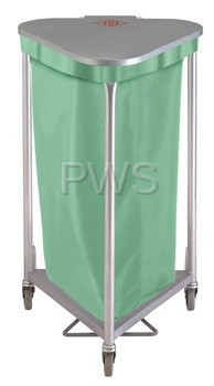 R&B Wire Products - R&B Wire 669/LP Triangular Leakproof Hamper Bag for 669 Series