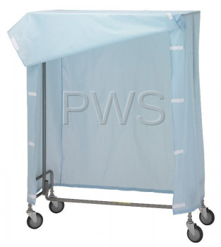 R&B Wire Products - R&B Wire 750 Cover Kit for 704 Garment Rack
