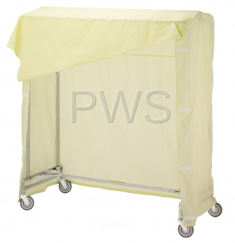 R&B Wire Products - R&B Wire 815 Garment Rack and Cover Combo: 715, 741 Complete