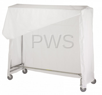 R&B Wire Products - R&B Wire 821 Garment Rack and Cover Combo: 721, 751 Complete