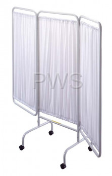 R&B Wire Products - R&B Wire PSS3C Privacy Screen w/Casters
