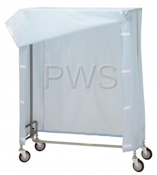 R&B Wire Products - R&B Wire 822 Garment Rack and Cover Combo: 722, 752 Complete