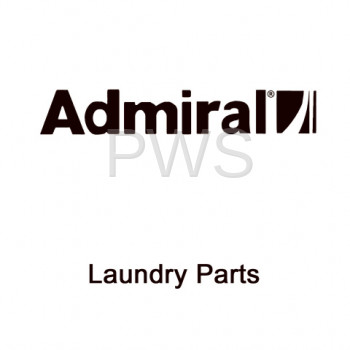 Admiral Parts - Admiral #W10240509 Washer Installation Instructions