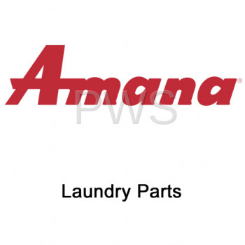 Amana Parts - Amana #W10256915 Dryer Label, Hinge Hole Cover