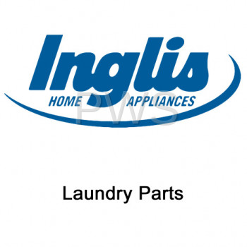 Inglis Parts - Inglis #W10256915 Dryer Label, Hinge Hole Cover
