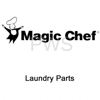 Magic Chef Parts - Magic Chef #53-0156 Dryer Button, Gas Access