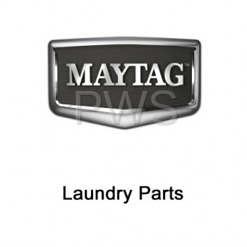 Maytag Parts - Maytag #W10085230 Dryer Label, Hinge Hole Cover