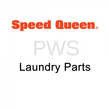 Speed Queen Parts - Speed Queen #511004 Dryer LABEL CLEARANCE GAS REPLACE