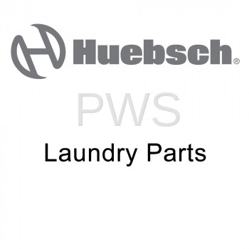 Huebsch Parts - Huebsch #1300868 Washer HANDLE DOOR UHM16