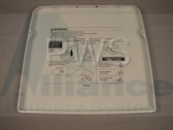 Huebsch Parts - Huebsch #201460WP Washer LID W/INSTR-SMARTNET