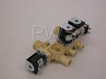 Speed Queen Parts - Speed Queen #F380795P Washer VALVE MIXING-3WAY-24V PKG