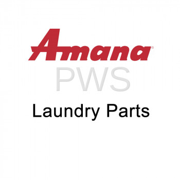 Amana Parts - Amana #W10015580 Washer Panel, Front (White)