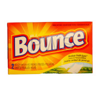 Laundry Supplies - Laundry Detergents & Soaps - Miscellaneous Parts - Bounce Dryer Sheets