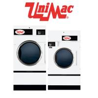 Commercial Unimac Dryer Parts