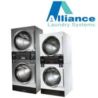 Commercial Laundry Parts - Commercial Alliance Laundry Parts - Commercial Alliance Stacked Washer and Dryer Parts