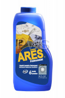 Laundry Supplies - Laundry Detergents & Soaps - Miscellaneous Parts - Ares Pro HD Liquid Laundry Detergent Over the Counter/Bulk Size (18 oz) Blue