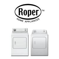 Residential Laundry Parts - Residential Roper Laundry Parts - Residential Roper Dryer Parts