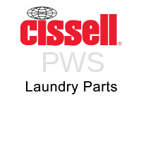 Commercial Cissell Laundry Parts - Commercial Cissell Dryer Parts - Cissell Parts - Cissell #00209 Dryer TERMINAL 3/16 SPADE